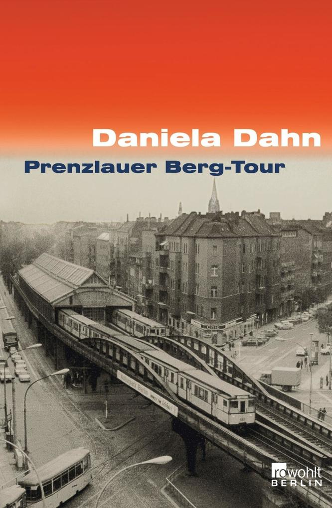 Prenzlauer Berg-Tour als Buch