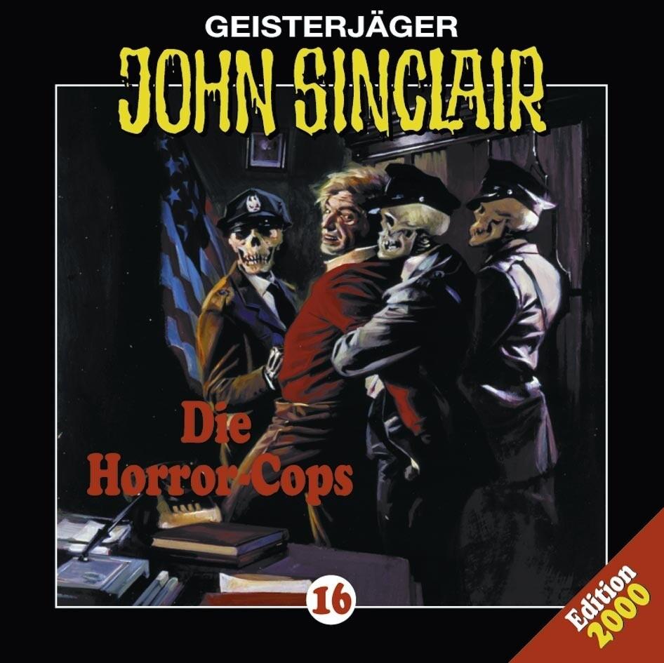 John Sinclair - Folge 16 als Hörbuch