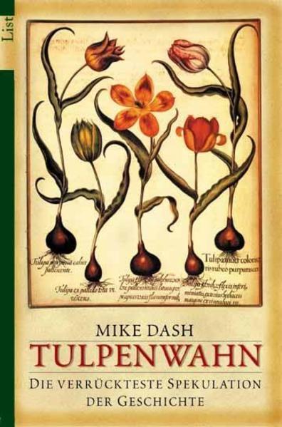 Tulpenwahn als Taschenbuch