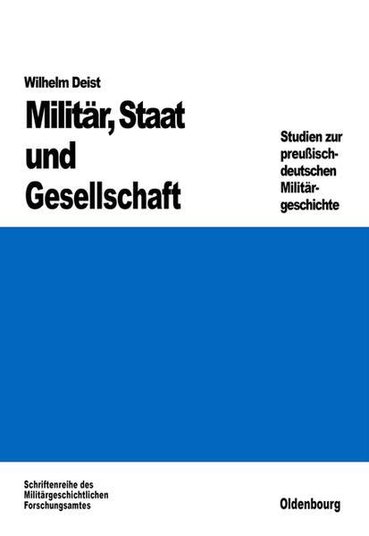Militär, Staat und Gesellschaft als Buch