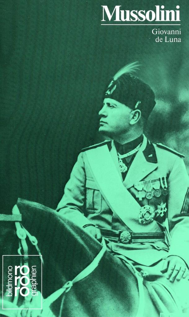 Benito Mussolini als Taschenbuch