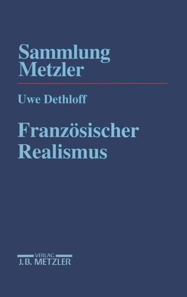 Französischer Realismus als Buch