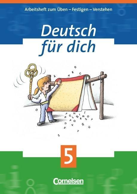 Deutsch für Dich 5. Arbeitsheft als Buch