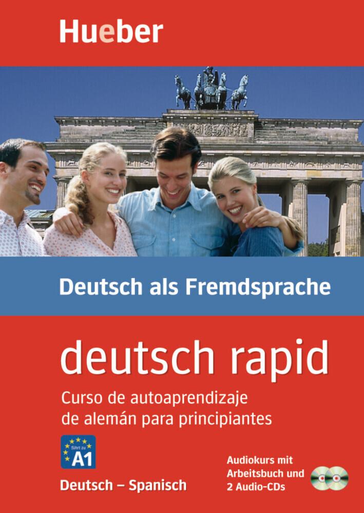 deutsch rapid. Deutsch - Spanisch als Buch