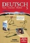Deutsch 5. Texte, Literatur, Medien