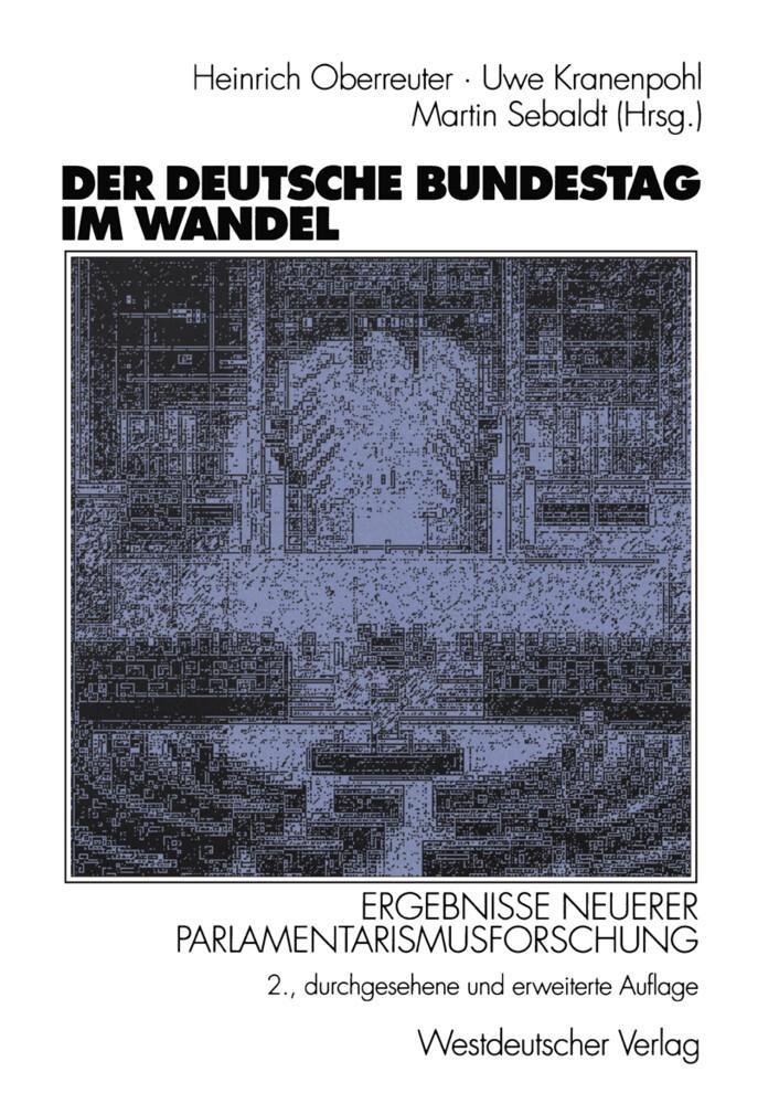 Der Deutsche Bundestag im Wandel als Buch