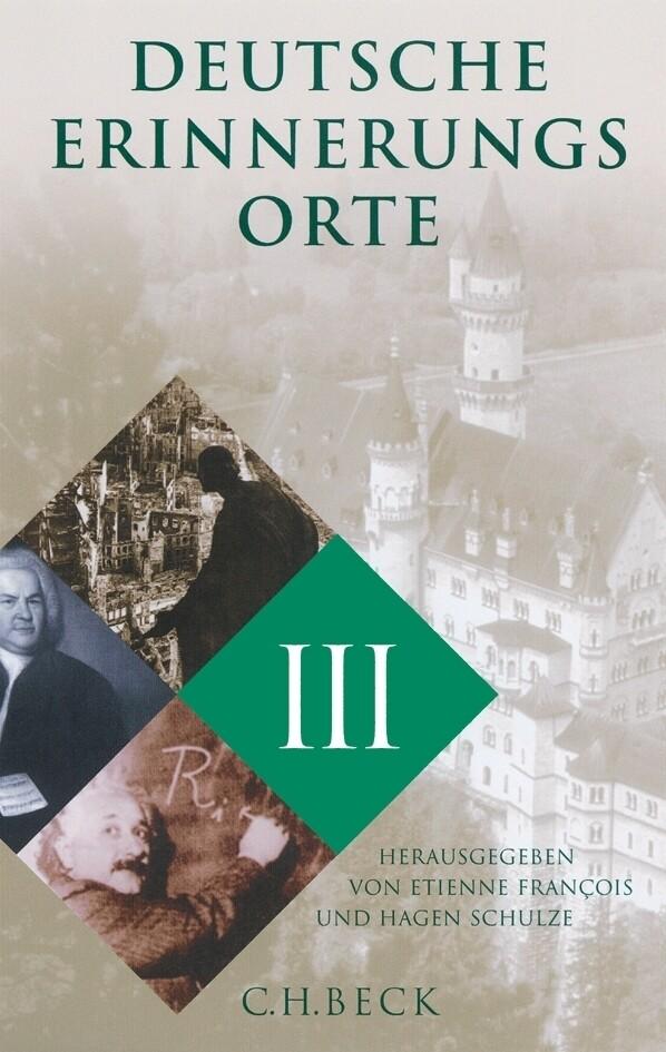 Deutsche Erinnerungsorte 3 als Buch
