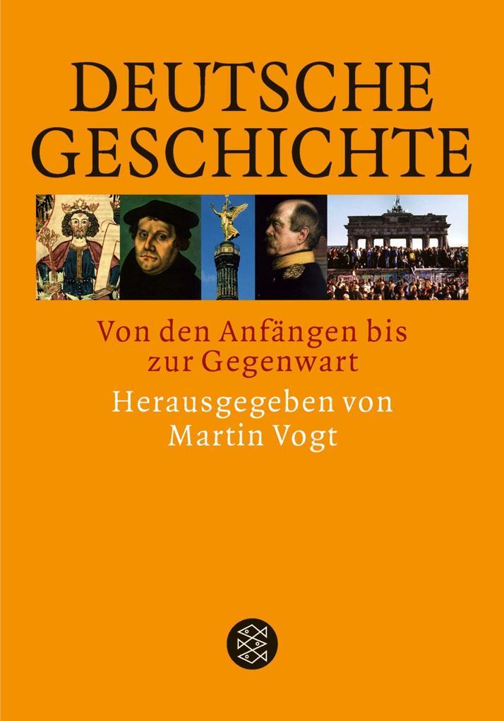 Deutsche Geschichte als Taschenbuch