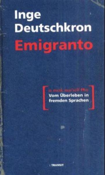 Emigranto als Buch