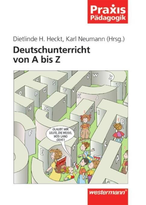 Deutschunterricht von A bis Z als Buch