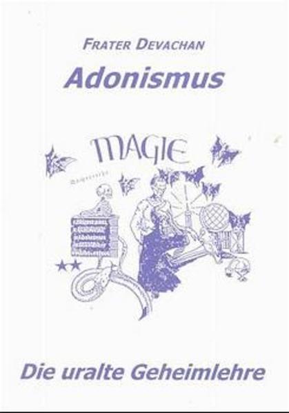 Adonismus als Buch