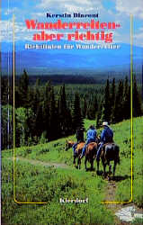 Wanderreiten, aber richtig als Buch