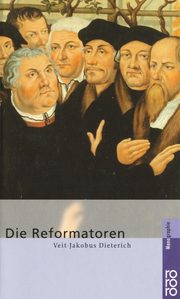 Reformatoren als Taschenbuch
