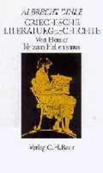 Griechische Literaturgeschichte als Buch
