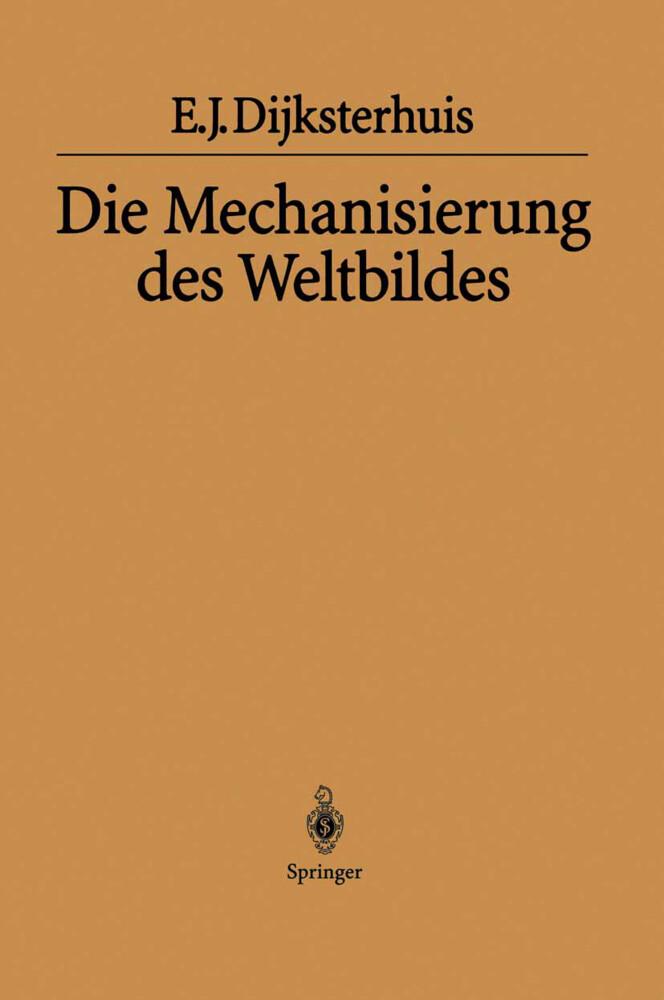 Die Mechanisierung des Weltbildes als Buch