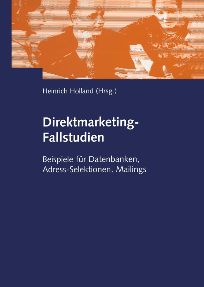 Direktmarketing-Fallstudien als Buch