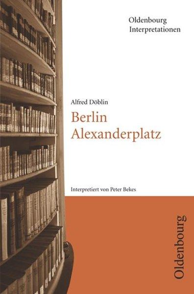Alfred Döblin, Berlin Alexanderplatz als Taschenbuch