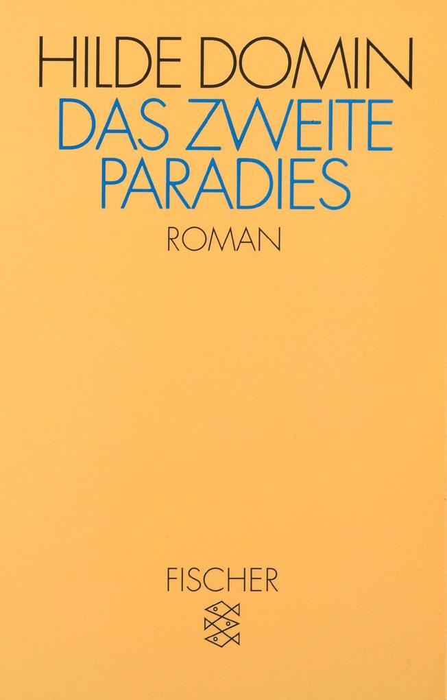 Das zweite Paradies als Taschenbuch