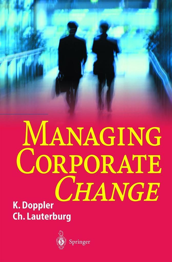 Managing Corporate Change als Buch