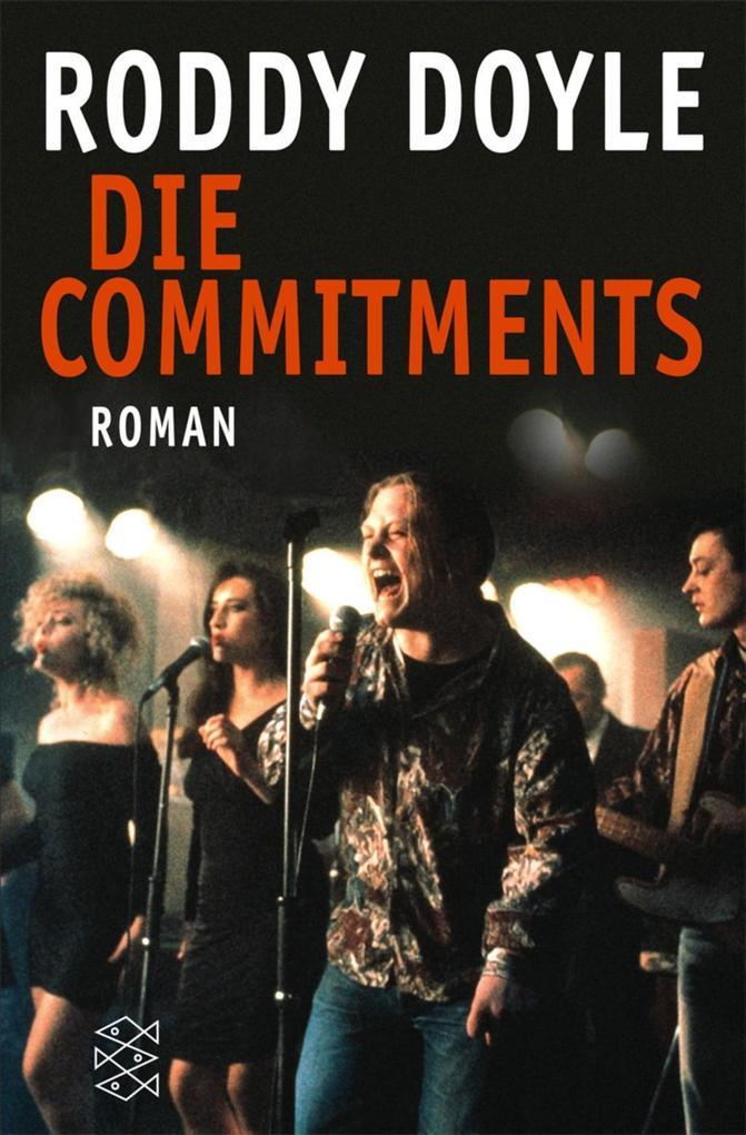 Die Commitments als Taschenbuch