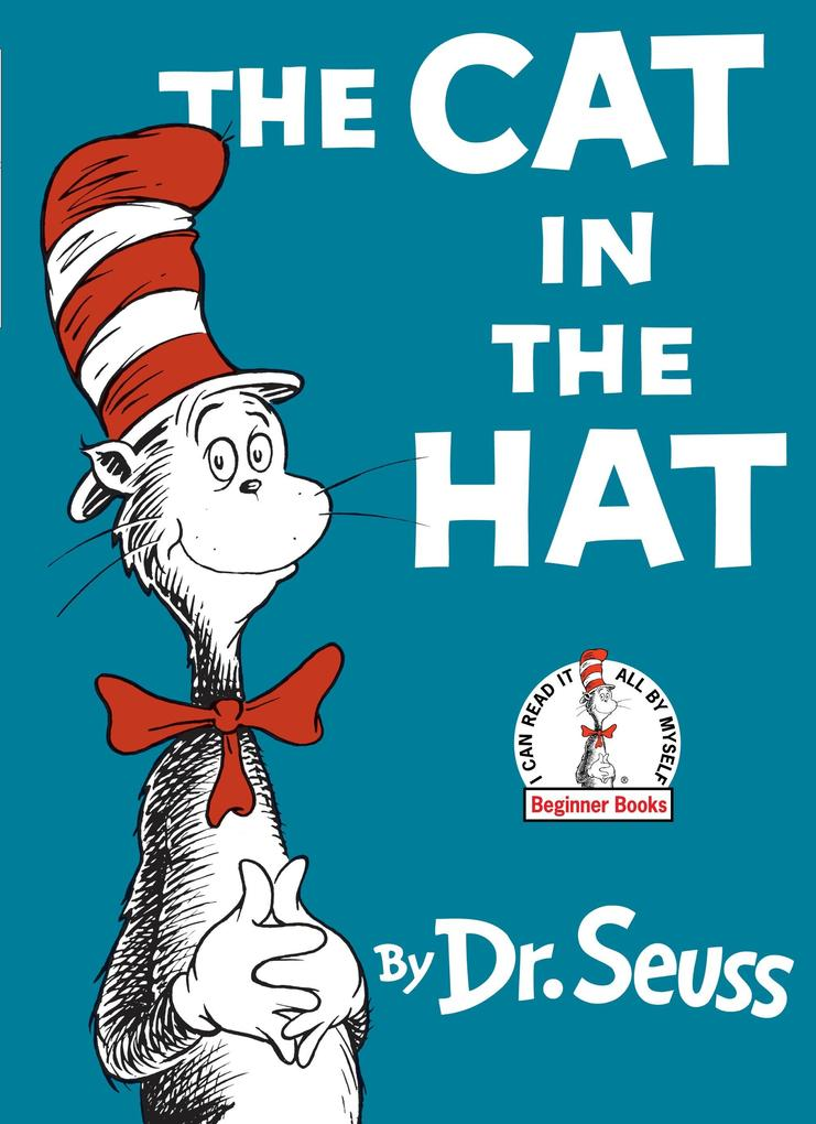 The Cat in the Hat als Buch