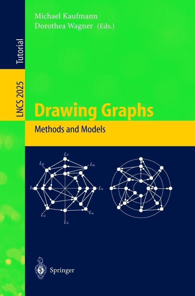 Drawing Graphs als Buch