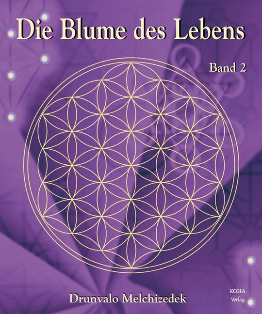 Die Blume des Lebens 2 als Buch