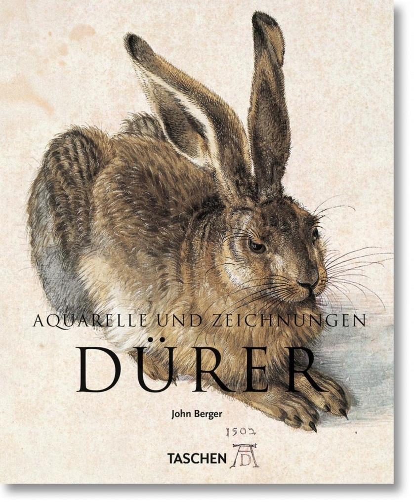 Dürer - Aquarelle und Zeichnungen als Buch