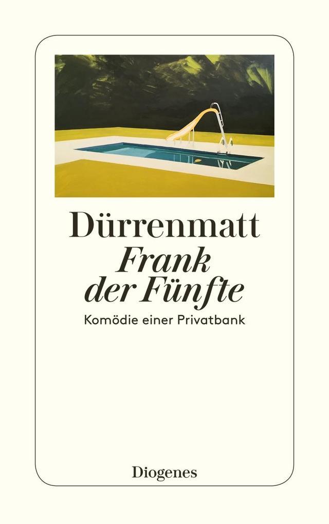 Frank der Fünfte als Taschenbuch