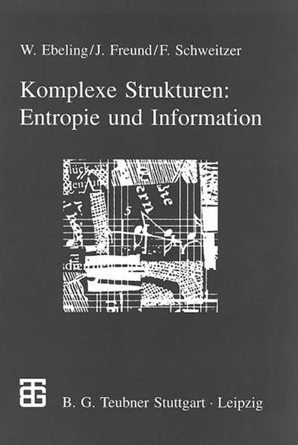 Komplexe Strukturen: Entropie und Information als Buch