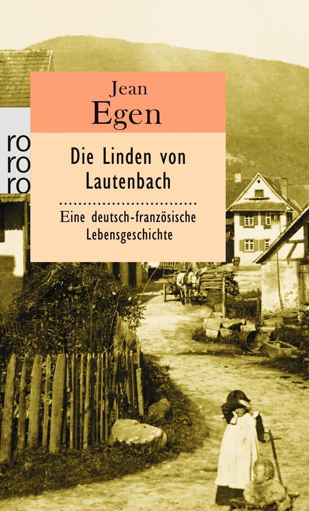 Die Linden von Lautenbach als Taschenbuch