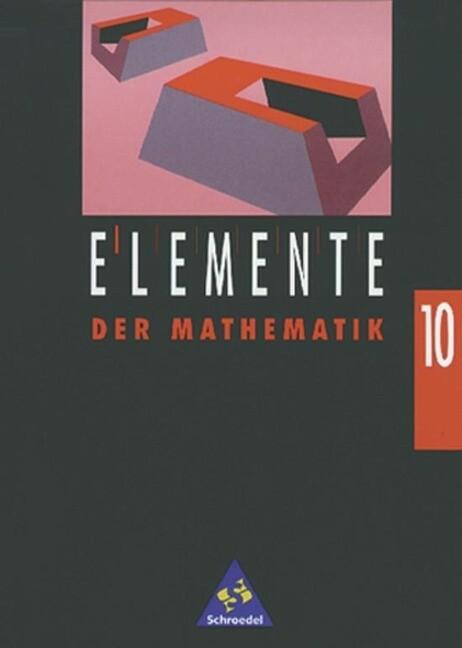 Elemente der Mathematik 10 als Buch