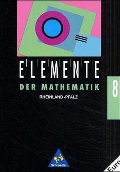 Elemente der Mathematik 8. Rheinland-Pfalz als Buch