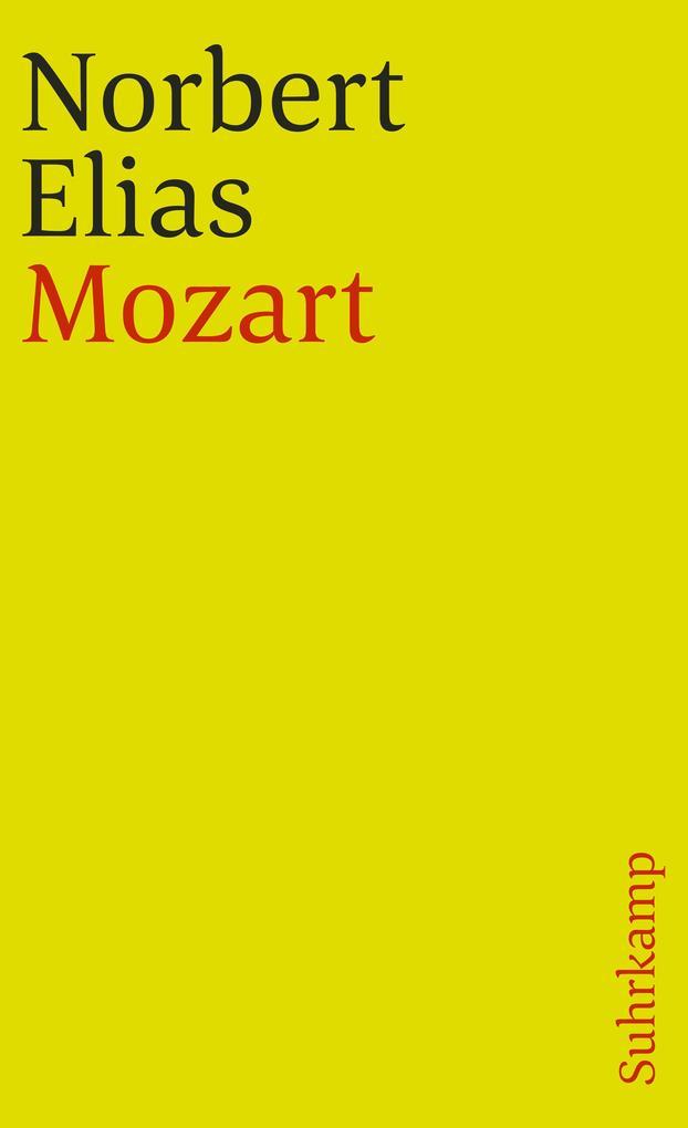 Mozart als Taschenbuch