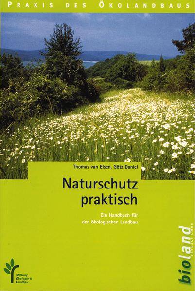Naturschutz praktisch als Buch