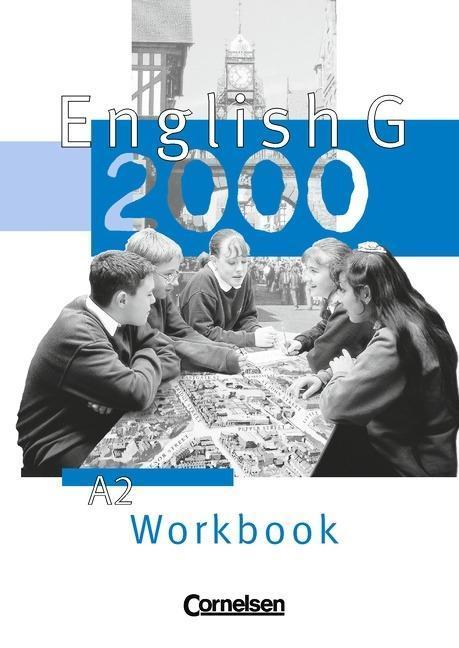 English G 2000. Ausgabe A 2. Workbook als Buch