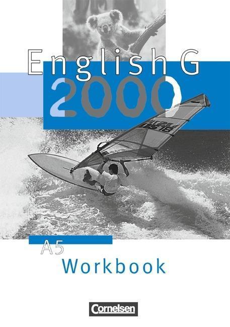 English G 2000. Ausgabe A 5. Workbook als Buch