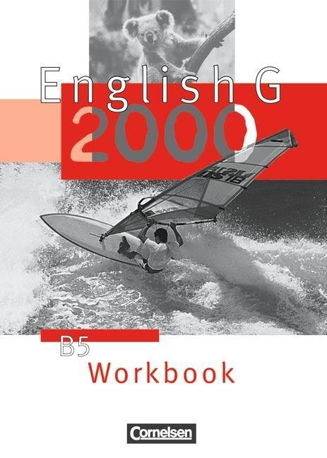 English G 2000. B 5. Workbook als Buch