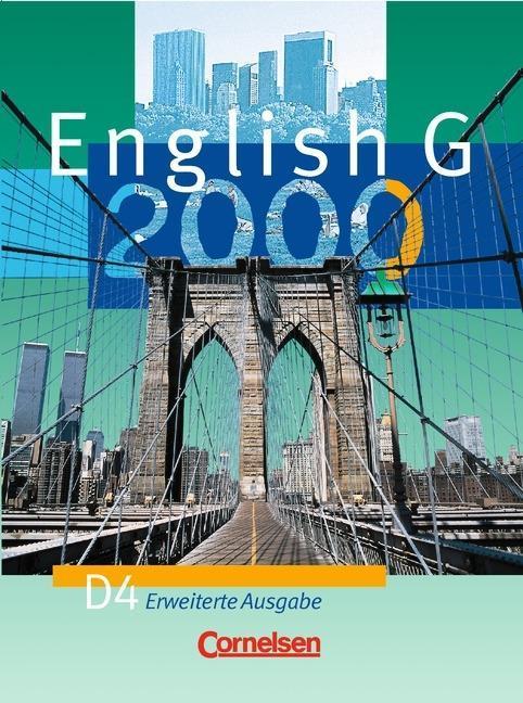 English G 2000 D4. Schülerbuch als Buch