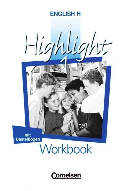 English H. Highlight 1. Workbook als Buch