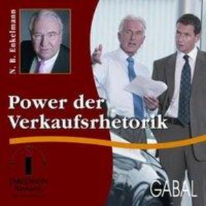 Power der Verkaufsrhetorik. CD als Hörbuch