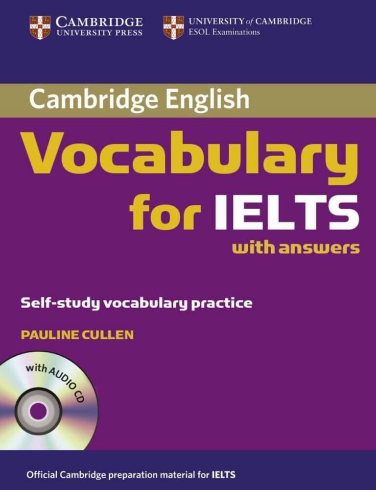 Cambridge Vocabulary for IELTS als Buch