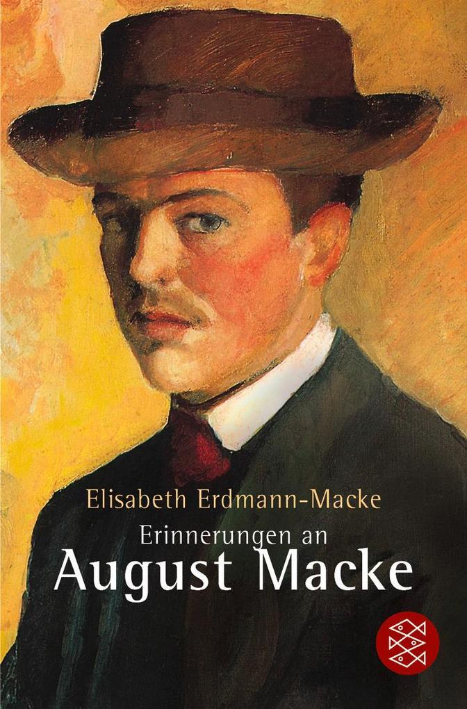 Erinnerungen an August Macke als Taschenbuch
