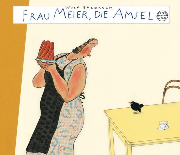 Frau Meier, die Amsel als Buch