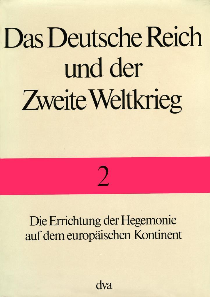 Die Errichtung der Hegemonie auf dem europäischen Kontinent als Buch