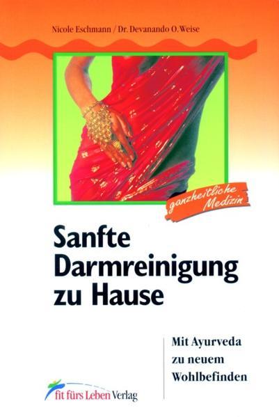 Sanfte Darmreinigung zu Hause als Buch