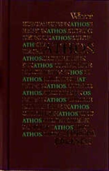 Europa Erlesen. Athos als Buch