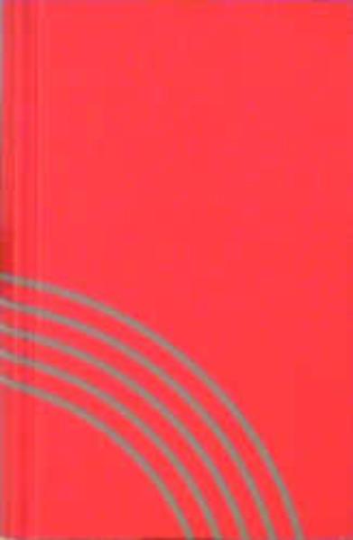 Evangelisches Gesangbuch (rot).Taschenausgabe als Buch
