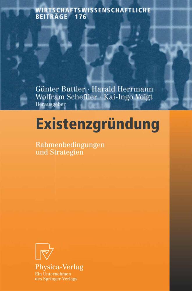 Existenzgründung als Buch