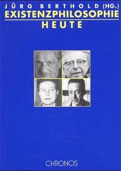 Existenzphilosophie heute als Buch